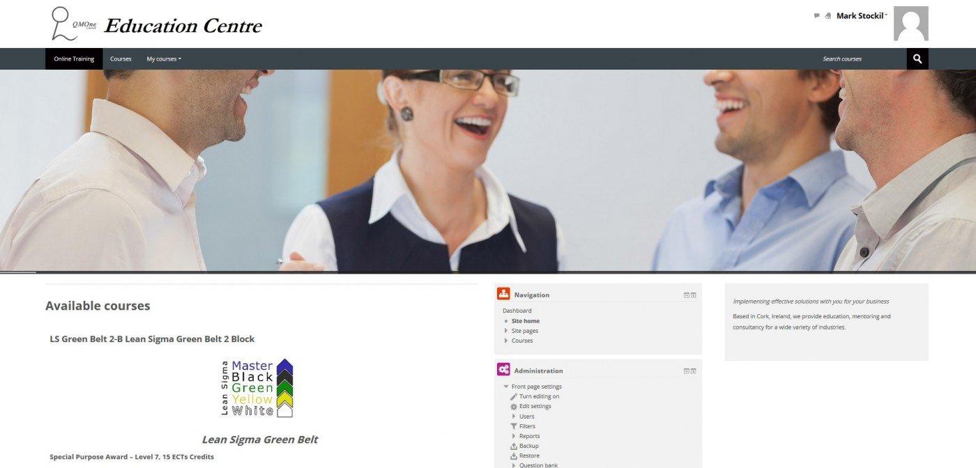 Online Education Centre Photo